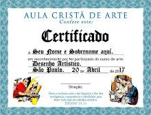 Certificado de completação
