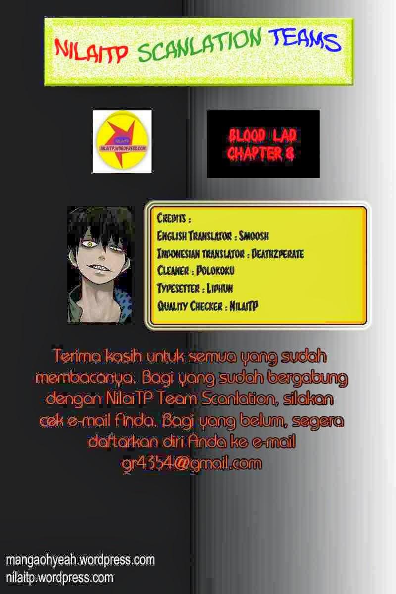Dilarang COPAS - situs resmi www.mangacanblog.com - Komik blood lad 008 9 Indonesia blood lad 008 Terbaru 33|Baca Manga Komik Indonesia|Mangacan