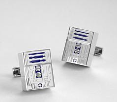 R2-D2 cufflink usb flash drive