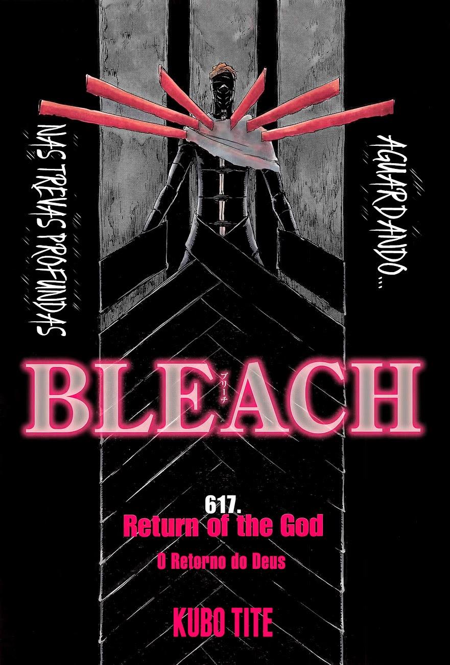 Bleach 617 Português Mangá leitura online