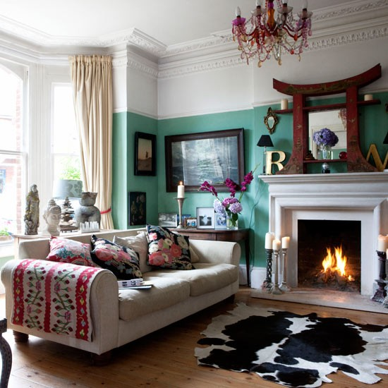 Henry road great living rooms for Quirky room ideas