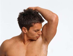 Underarm odor, bad smell on armpits