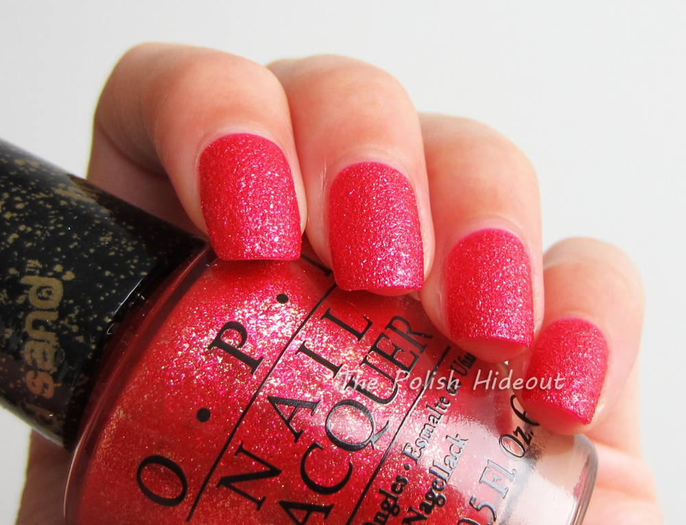 OPI Magazine Mouse Cover