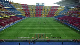 Mosaic Barcelona PES 2013 by Ginda01