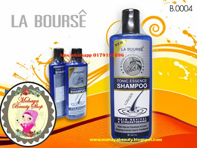 LA BOURSE HAIR CARE