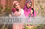 &#39;MIXTURE&#39; for hijabers | PICNIC