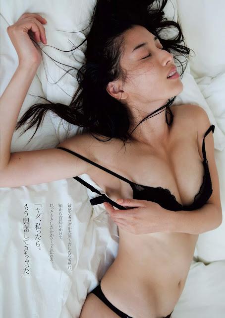 Manami Hashimoto 橋本マナミ Manami On Instinct 6