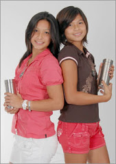 Patrimonio Sisters (The Philippines Current Double Champions)