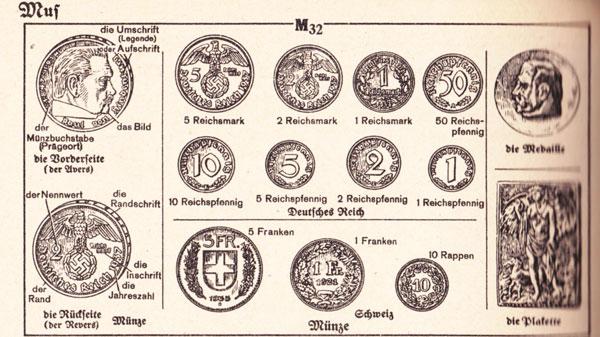 Das Geheime Abc Oder Der Brockhaus Von 1952 M32 Münzen