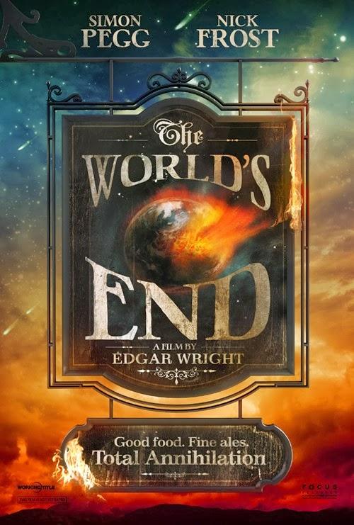 O Fim do Mundo – Legendado (2013)
