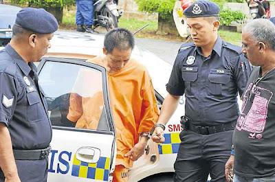 Rabidin Satir, Rambo Bentong, perogol bersiri