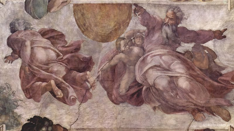 the life and art of michelangelo Michelangelo was raised and went to art school in the republic of florence,   he was also famous for having written countless letters throughout his life.