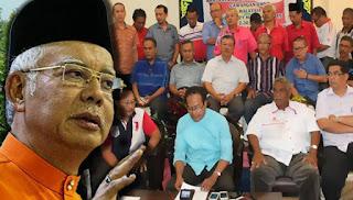 Ketua UMNO cawangan rancang himpunan desak Najib berundur