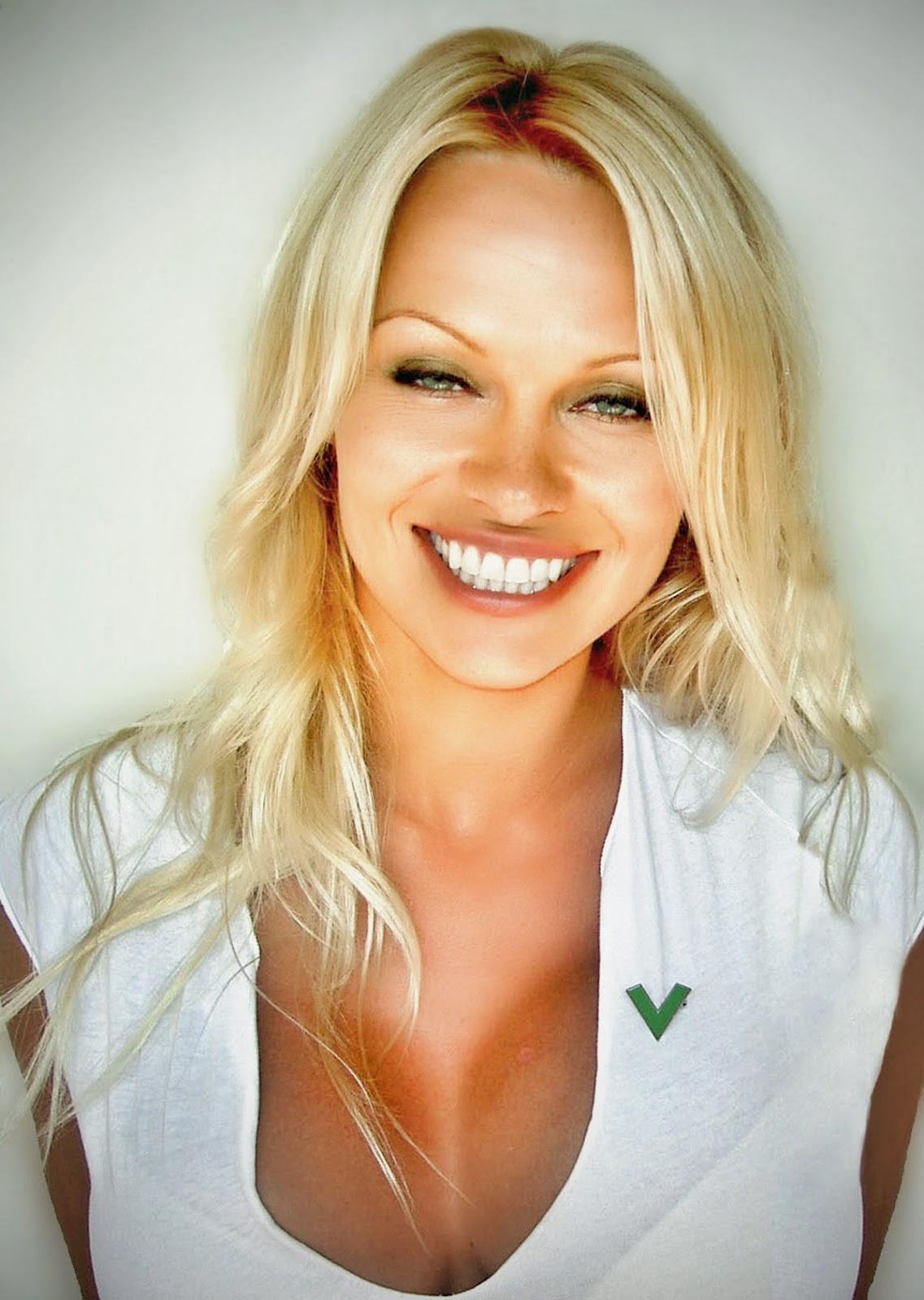Pamela Anderson - source: wikipedia