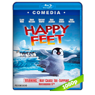 Happy feet – El pingüino (2006) BRRip 1080p Audio Dual Latino-Ingles