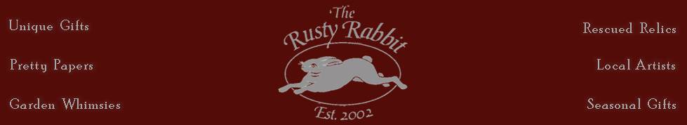 The Rusty Rabbit - A Unique SW Michigan Gift Store