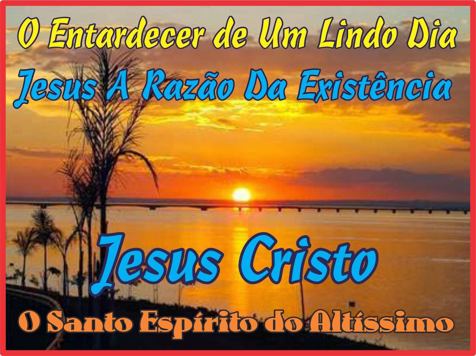 Jesus é A Razão da Existência Yeshua Aquele Que Salva