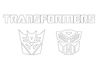 Transformers Classic Logo Vector download free