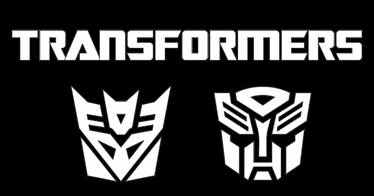 transformers logo vector wwwpixsharkcom images