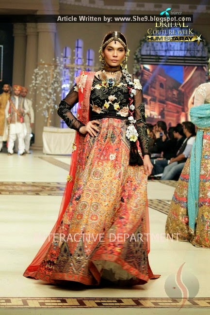 Fahad Hussain Bridal Nautanki Rani Wear Suits