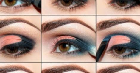 Eyeshadow Makeup Step By Step