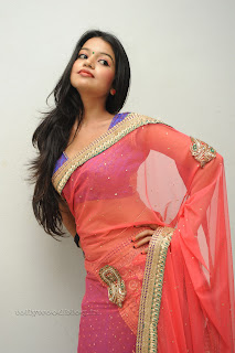 Bhavya Sri  Pictures in half saree 003.jpg