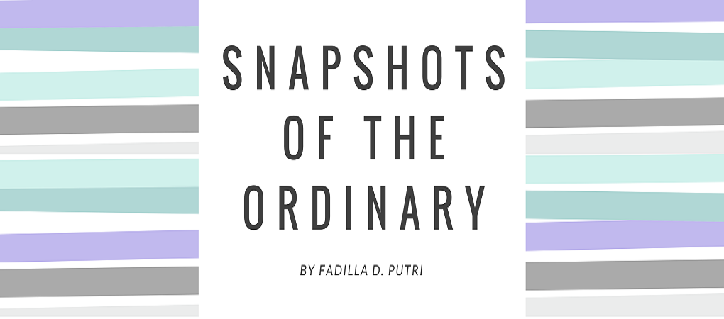 Snapshots of the Ordinary