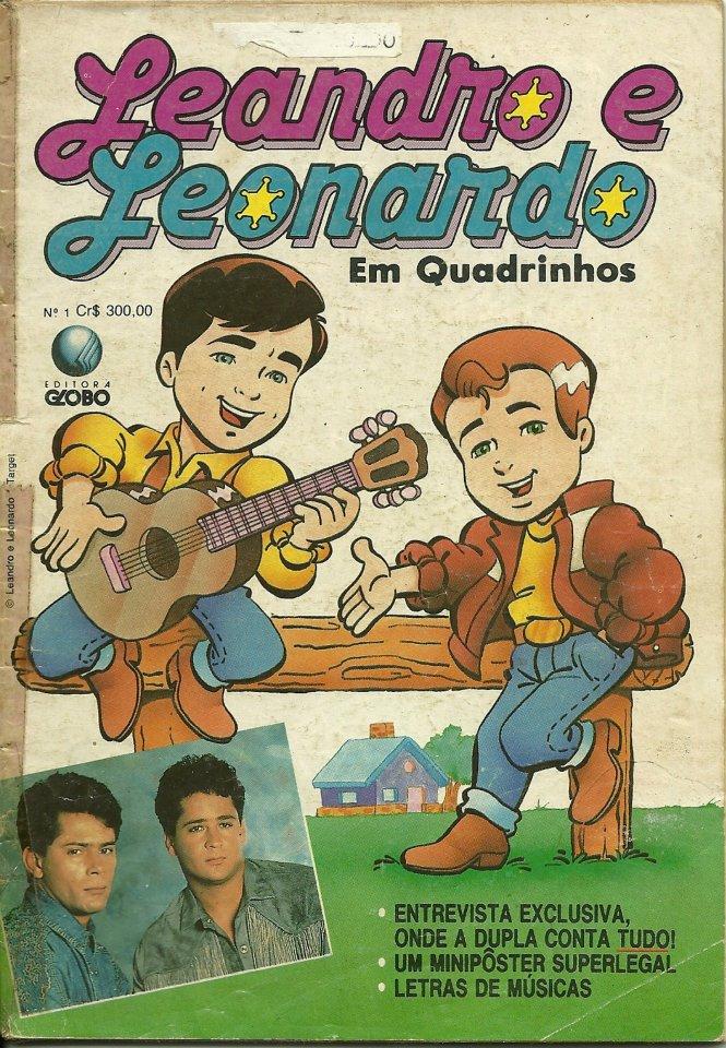 GIBI DE Leandro & Leonardo