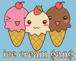 Print To Pixel Kawaii Ice Cream