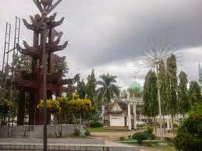 Legenda Gunung Halat Cerita Rakyat Kalimantan Selatan