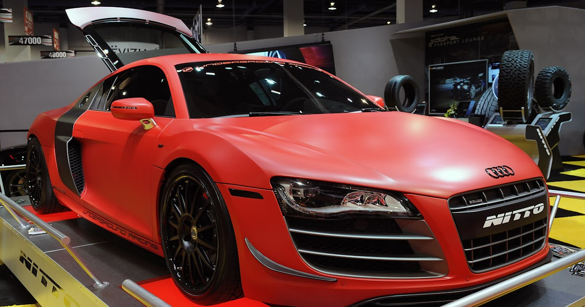 All Cars Nz 2012 Underground Racing Audi R8 Gt Stage 3