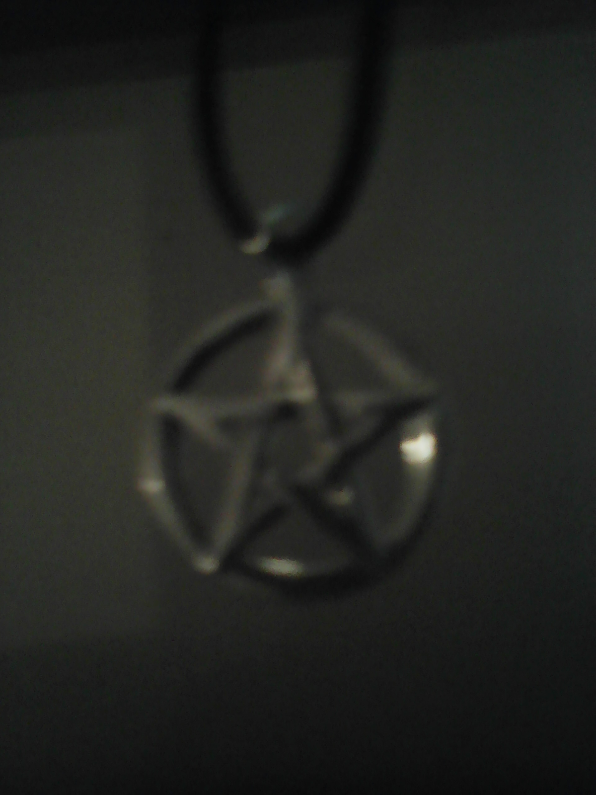 A witches' pentacle.