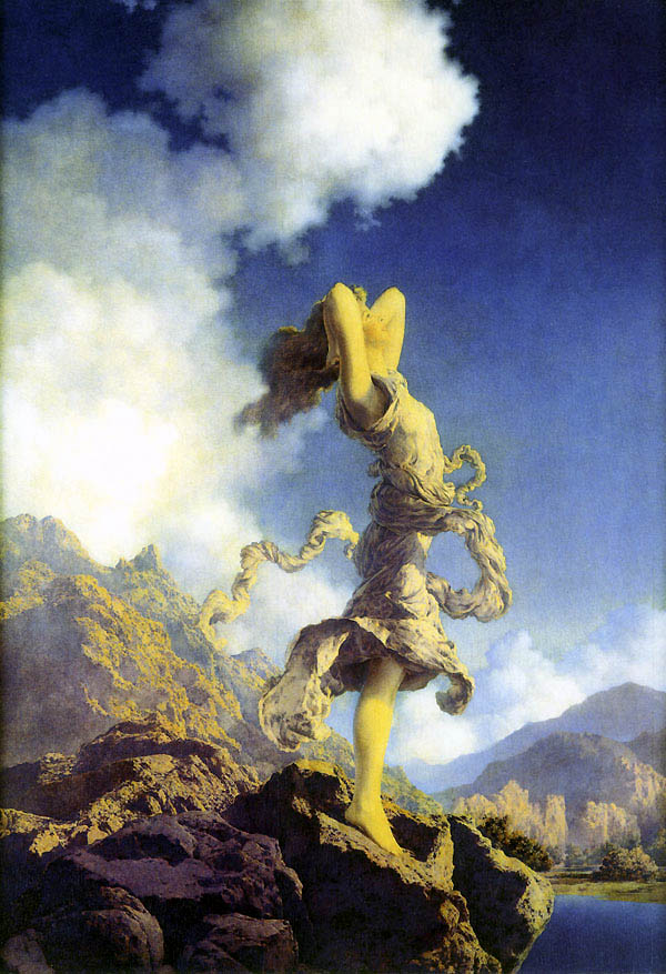 maxfield parrish ecstasy