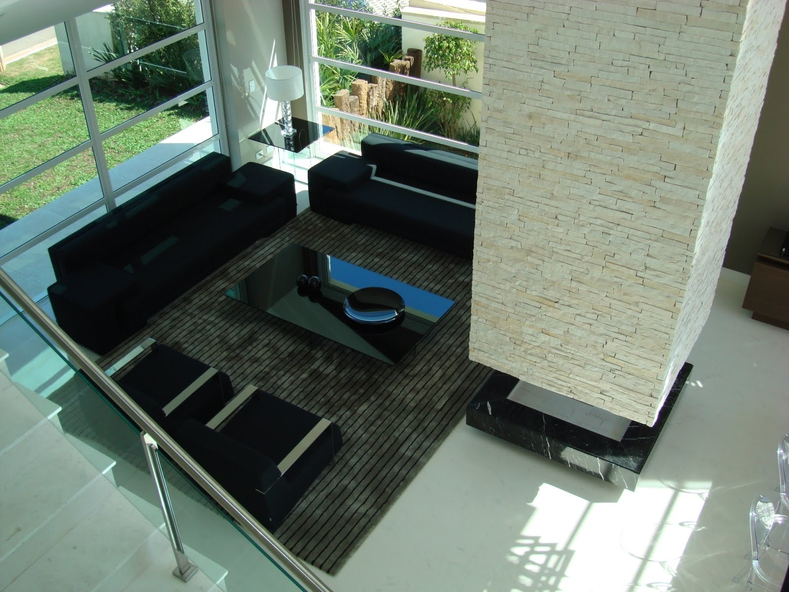 Construindo Minha Casa Clean: Estilos de Decoração!!! Nas Fachadas e  #3E6871 1600 1200