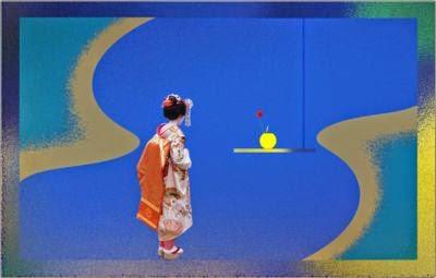 Ikebana si cuvinte vii