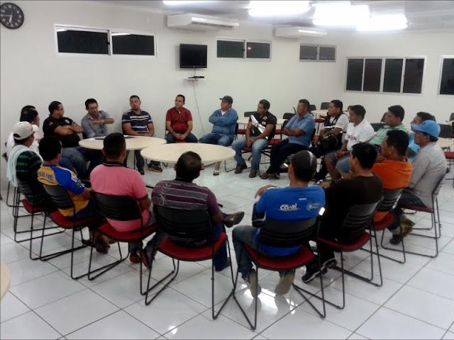 Moto-Taxistas apoiam medidas de organização do trânsito em Coari