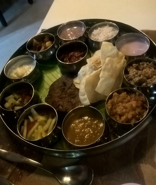 Shambhavi restaurant, Chennai, Food Guide, Healthy food in chennai, Bahubali review