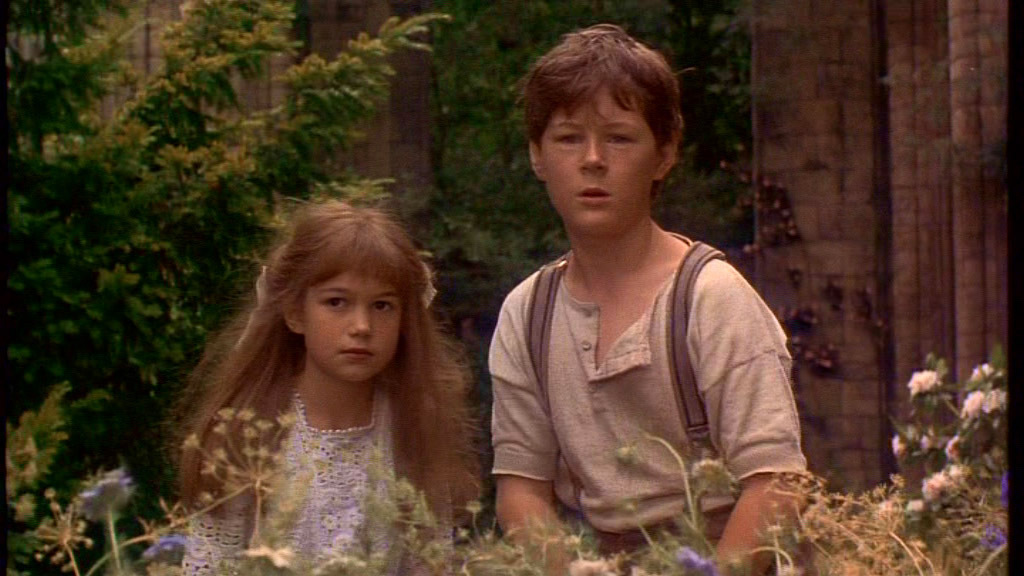 With A Faery Hand In Hand Movie Time The Secret Garden