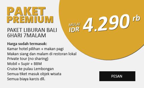 paket liburan honeymoon terbaik di Bali