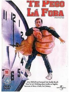 Filme Poster Te Pego Lá Fora Dublado R5 XviD & RMVB Legendado