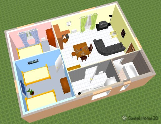 1001 top download sweet home 3d