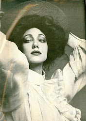 Marisa Berenson.