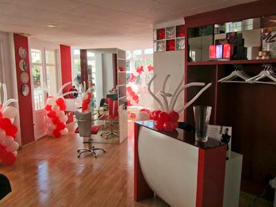 El mundo de ende decoracion inaguracion peluqueria for El mundo decoracion