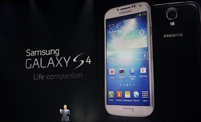 Harga Baru dan Spesifikasi SAMSUNG Galaxy S4
