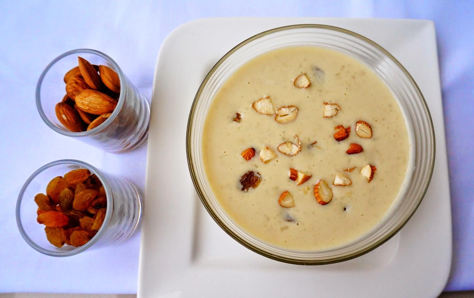 Rice Pudding, Rice Kheer, Chawal ki kheer, Indian sweets, Indian desserts
