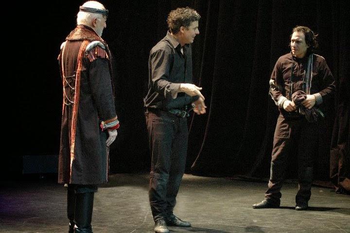 Hamlet - Teatro CCC - 2014