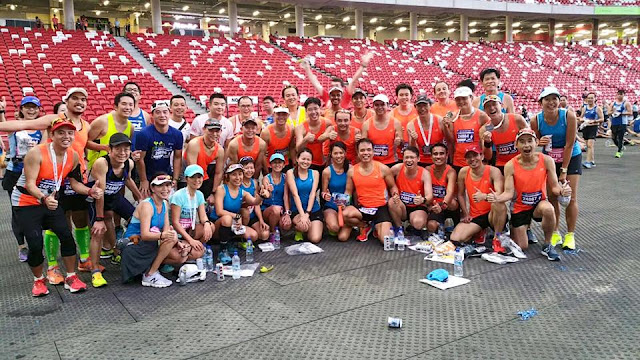 The Straits Times Run @ Sports Hub 2015