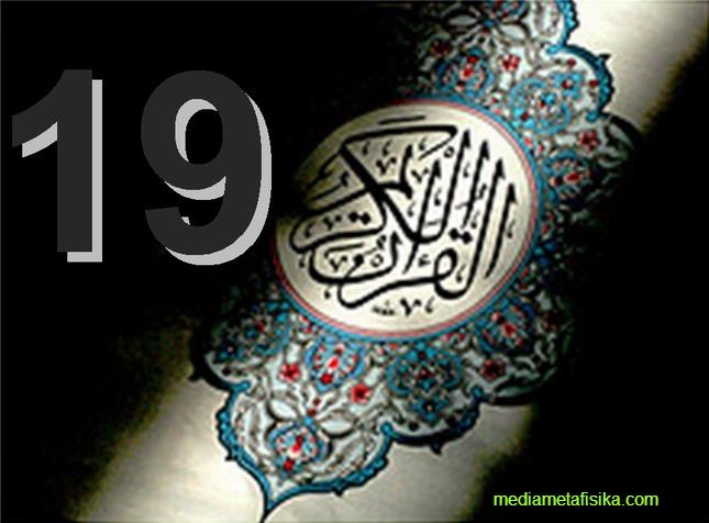 Rahasia Angka 19 Dalam Al Qur'an. - mediametafisika.com