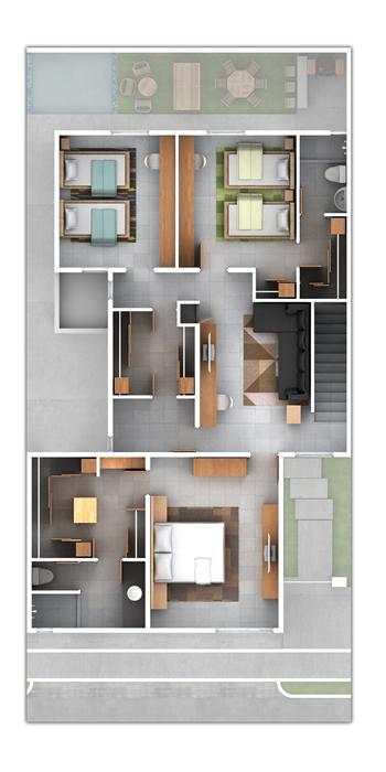 Plano ancestra 250 planos casa pinterest for Planos de casas sims