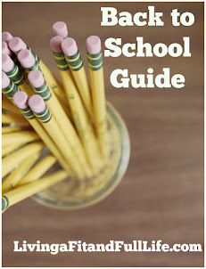 2017 Back to School Guide from Living a Fit and Full Life! #BACKTOSCHOOL